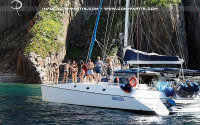 Week end in catamarano a Ponza, 25-27 maggio 2018